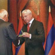ATG Award Gagik Mkerchyan