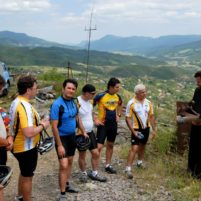 ATG Interaction Cyclist in Gandzasar